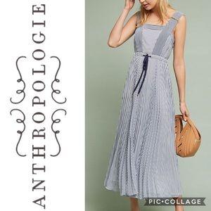 Anthropologie Darcy Striped Dress